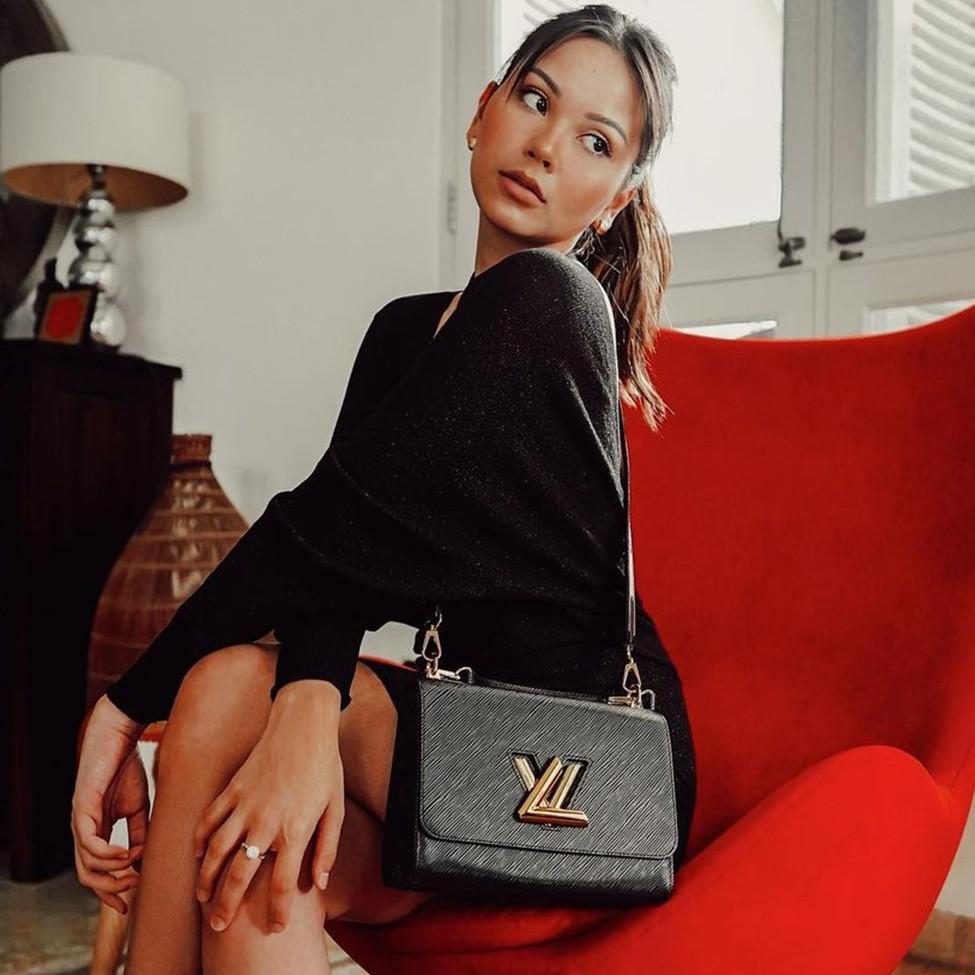 10 Gaya OOTD Alyssa Daguise saat di Paris, selalu pakai tas branded