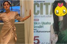 9 Transformasi Gracia Indri sejak awal karier, parasnya tak berubah