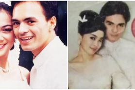 6 Potret lawas Syach bersaudara saat menikah, curi perhatian