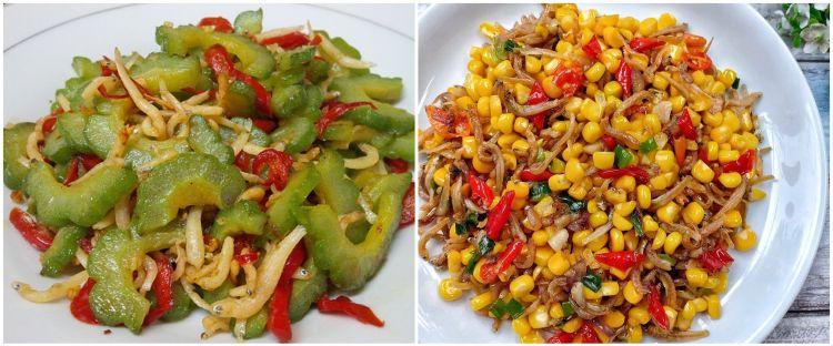 10 Resep kreasi sayur dan teri, praktis tapi bikin ketagihan