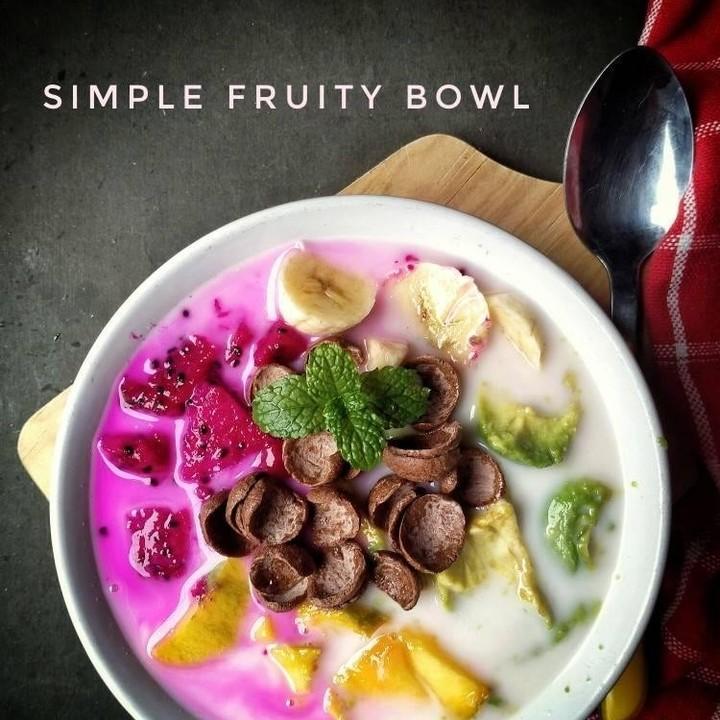 Resep minuman dari buah naga Instagram ; Cookpad © 2021 brilio.net