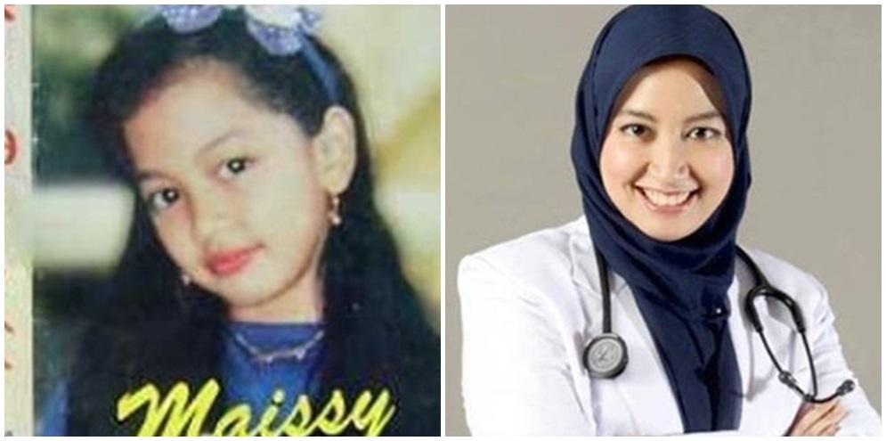 potret dulu dan kini seleb yang jadi dokter © 2021 brilio.net