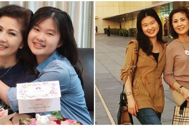 10 Kebersamaan Felicia Tissue dan Meilia Lau, suportif bak sahabat