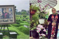 7 Hari meninggalnya Rina Gunawan, Teddy Syach gelar tahlilan online