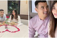 10 Momen mesra Ali Syakieb dan Margin Wieheerm usai nikah, bikin baper