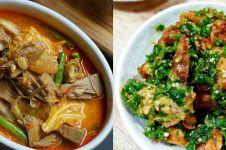15 Resep lauk ala rumah makan Padang, menggugah selera