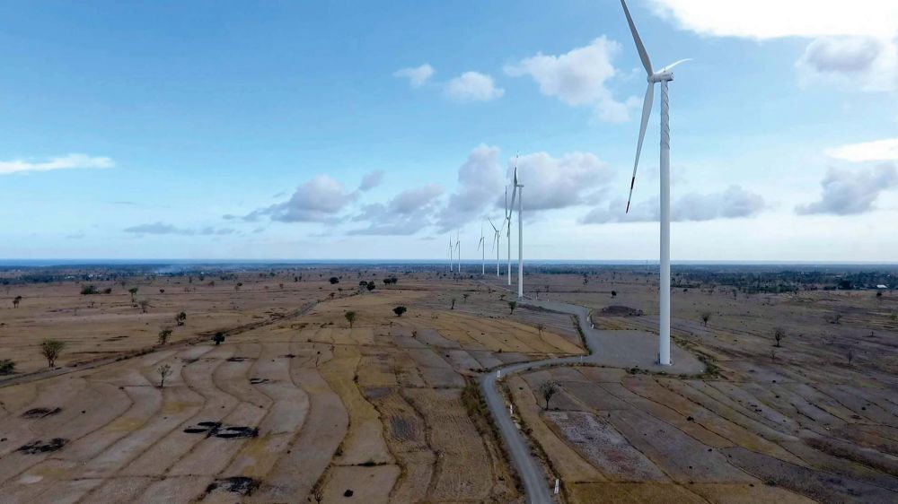 Energi Terbarukan © 2021 brilio.net