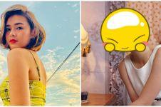 8 Pesona Amanda Manopo tanpa makeup, alisnya curi perhatian
