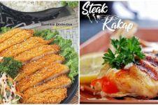 15 Resep olahan ikan ala restoran yang enak, mudah dibuat dan nagih