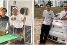 10 Potret kompak Kiesha Alvaro dan Pasha Ungu, bak kakak adik