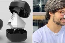 Teknologi filter udara portabel mirip hidung anjing ini bikin heran