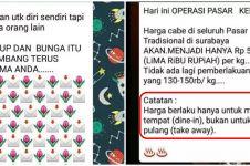 12 Chat broadcast lucu di grup WhatsApp keluarga, receh abis