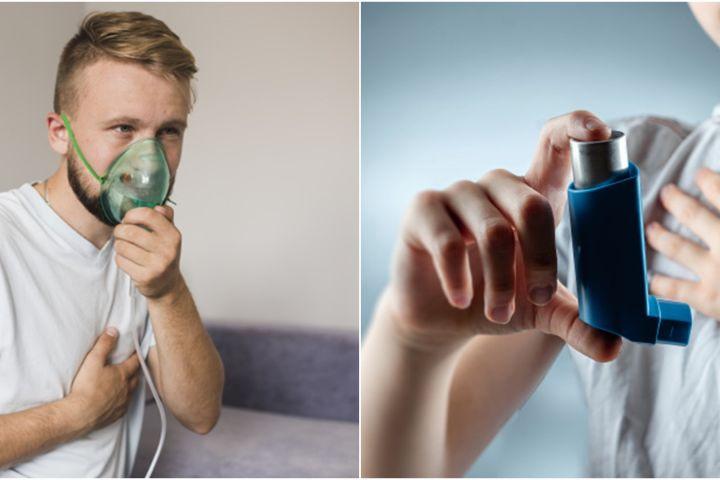 Wajib diketahui, ini perbedaan sesak napas karena asma dan Covid-19