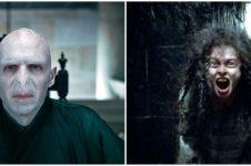 Wajah asli 5 musuh Harry Potter ini memesona, intip potretnya