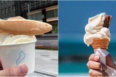 6 Kreasi es krim dengan rasa unik, ada yang dari nasi padang