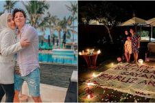 10 Momen liburan Fairuz A Rafiq di Bali, sambil merayakan ulang tahun