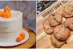 15 Resep kue tanpa telur, enak, prakis, dan mudah dibuat