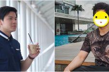 10 Potret terbaru Nicholas Sean putra sulung Ahok, kini brewokan