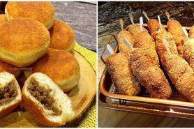 20 Resep roti goreng yang enak, kekinian banget tapi antiribet