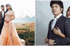 7 Potret prewedding YouTuber Indonesia, Atta Halilintar dibikin kilat