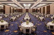 Hotel ini tawarkan ruang pertemuan super besar, bikin acara jadi aman