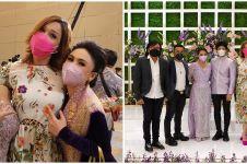 7 Momen juri Indonesian Idol di acara lamaran Atta-Aurel, jadi sorotan