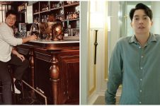 Sukses turun berat badan 9 kg, ini 10 potret terbaru Edric Tjandra