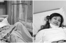 10 Momen kelahiran anak pertama Louise Anastasya, bikin haru