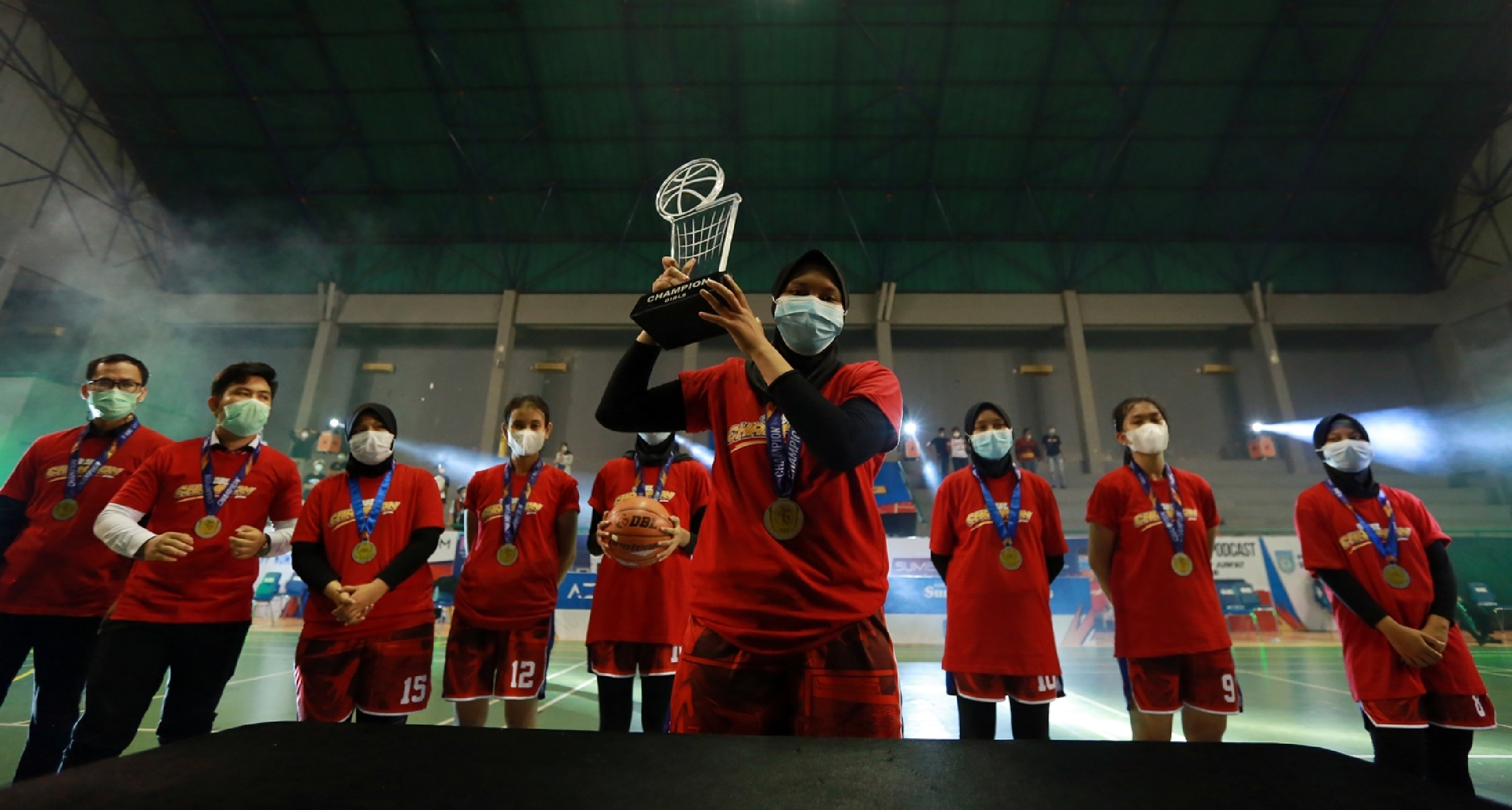 Sukses gelar liga di dua provinsi, DBL Indonesia bidik daerah lain