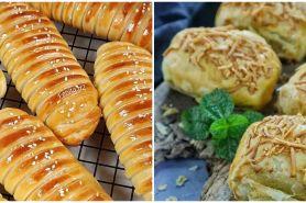10 Resep roti pisang ala rumahan, cocok jadi camilan kerja