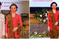 7 Momen istri Gibran Rakabuming hadiri acara PKK, gayanya dipuji