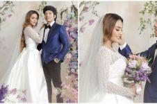 Taksiran harga 3 fashion item prewedding Aurel Hermansyah, fantastis