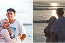 8 Potret Ikke Nurjanah dan Karlie Fu liburan di Bali, sweet abis