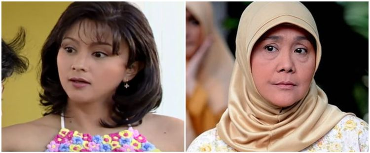 Potret masa muda 7 aktris langganan peran ibu, primadona di zamannya