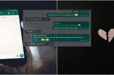 12 Balasan chat saat menggombal ini ngenes, bikin mundur teratur