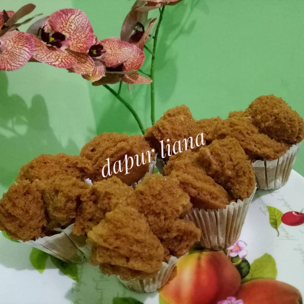 resep bolu kukus gula merah © Instagram
