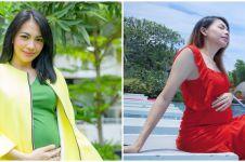7 Momen ultah Kezia Karamoy, rayakan bareng eks member Cherrybelle