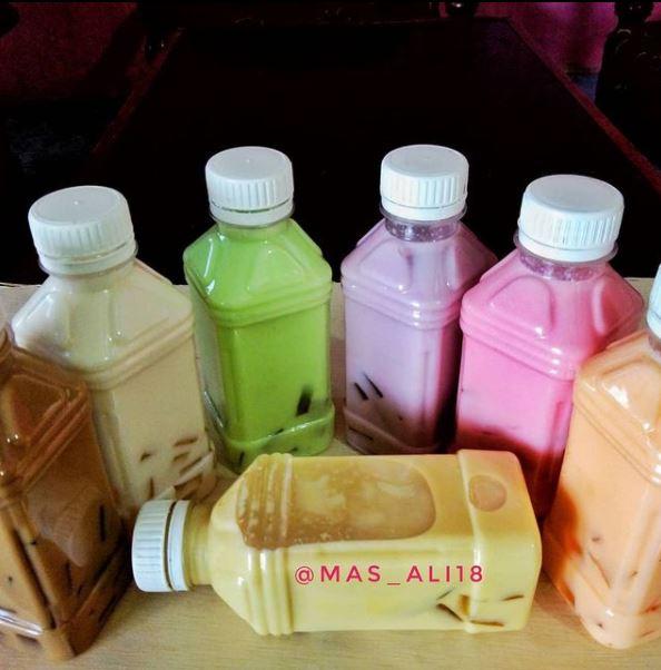 Resep kreasi susu ala rumahan © Instagram