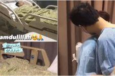 Viral kisah seorang istri donorkan ginjal untuk suami, bikin haru