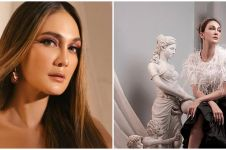 8 Taksiran harga outfit Luna Maya jadi juri Indonesia's Next Top Model