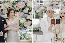 Beda 14 tahun, 10 potret perjalanan cinta Syahra Larez dan Denny Buana