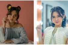 10 Potret masa kecil Ziva Magnolya, aura bintangnya sudah terpancar