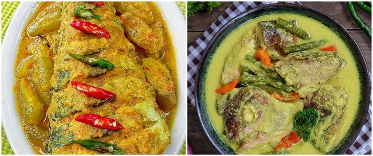 10 Resep ikan gulai kuning ala rumahan, enak dan mudah dibuat