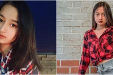 8 Potret Dina,  seleb TikTok yang mirip Megan Domani