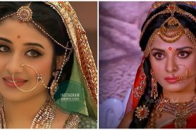Potret muka bantal 11 aktris drama kolosal India, memesona pol