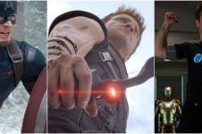 Karakter 7 superhero Avengers, siapa yang paling mirip denganmu?