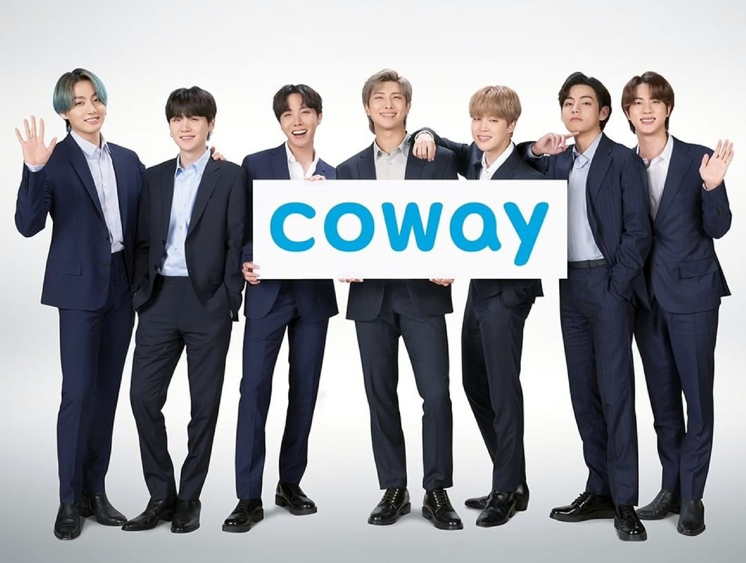 Ini alasan Coway tunjuk BTS jadi brand ambassador global terbaru