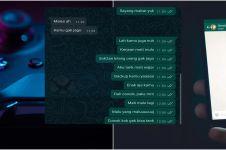 10 Chat lucu gamers berantem sama pacar ini bikin jomblo senyum jahat