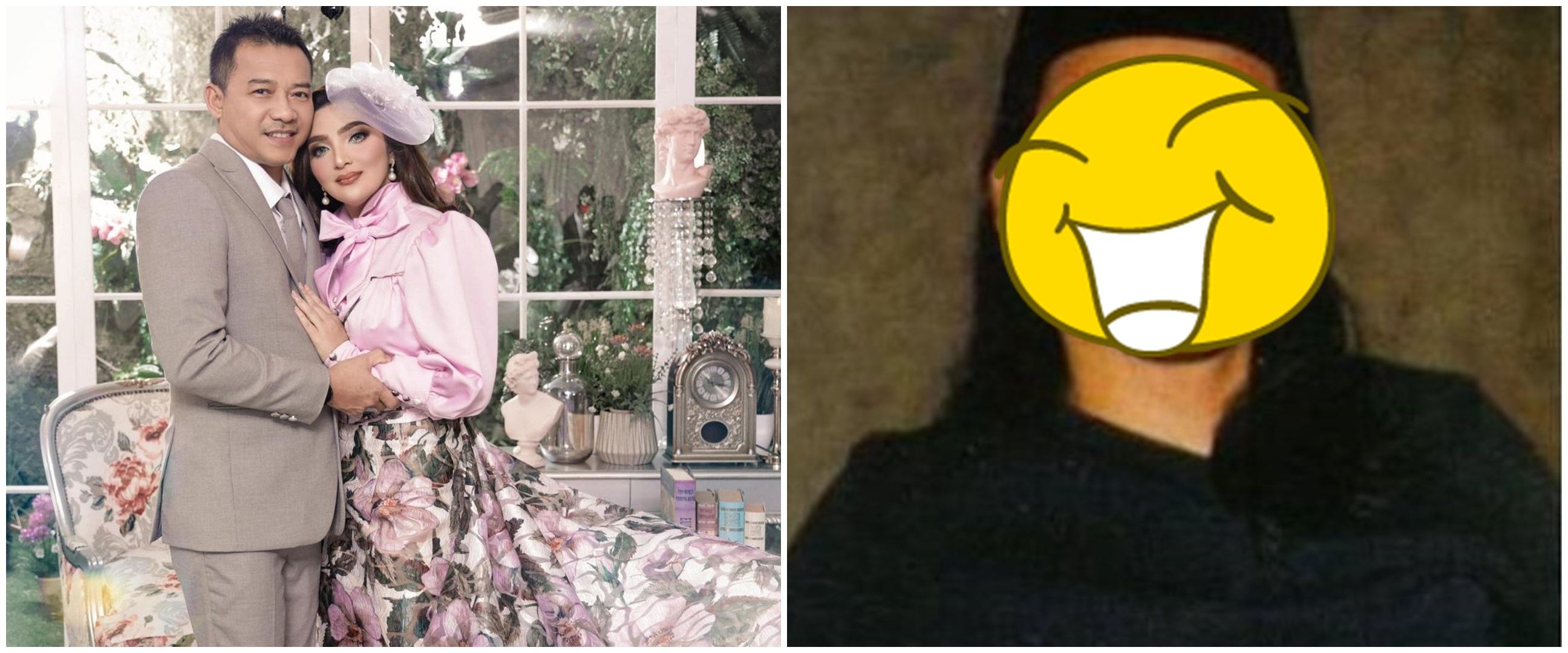 10 Potret lawas Anang Hermansyah, gayanya saat gondrong manglingi