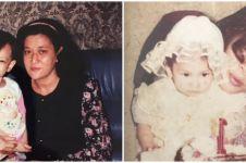Potret masa kecil 8 seleb rayakan ultah bareng ibu, penuh kenangan